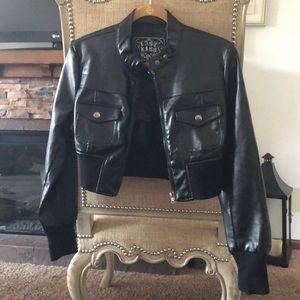 Last Kiss Leather Jacket